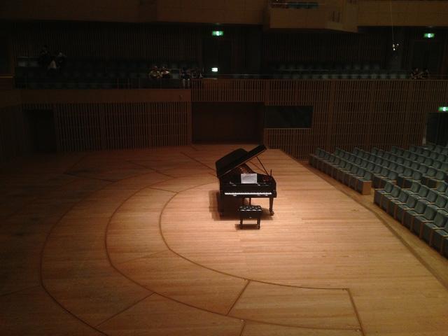 ピエール=ロラン・エマール at 京都コンサートホ―ル